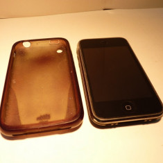 Iphone 3CS in stare perfecta - iPhone 3Gs Apple, Negru, 16GB, Neblocat