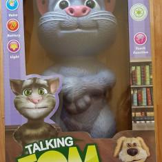 Talking TOM Cat - Jucaria vorbitoare Talking TOM - Jocuri Logica si inteligenta, 2-4 ani, Unisex