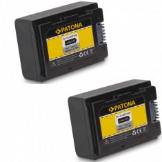 a PATONA | 2 Acumulatori pt Samsung IA-BP210E SMX-F40 SMX-F43 SMX-F44 SMX-F53