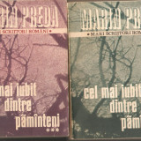 Marin Preda-Cel mai iubit dintre paminteni*3 vol. - Roman, Anul publicarii: 1984