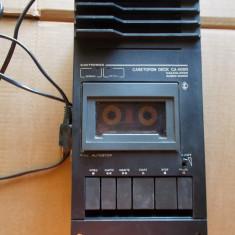 CASETOFON DECK ELECTRONICA CA 4000 AUDIO-MONO, FUNCTIONEAZA