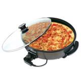Tigaie electrica pentru pizza 38 cm 1500W Zilan 7870