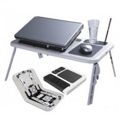 Masuta pliabila pentru laptop E-table - Masa Laptop
