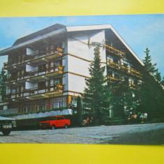 HOPCT 15681 PREDEAL -HOTEL PREDEAL -JUDETUL BRASOV [CIRCULATA] - Carte Postala Transilvania dupa 1918, Printata