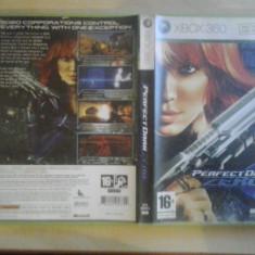 Perfect Dark Zero - Joc XBOX 360 ( GameLand ) - Jocuri Xbox 360, Shooting, 18+, Multiplayer
