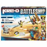 Kre-O Battleship 38953 Land Defense, joc compatibil cu LEGO, 81 piese 4 fig NOU - Jocuri Seturi constructie