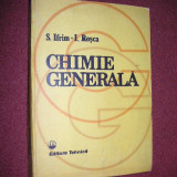 S. Ifrim, I. Rosca - Chimie generala - Carte Chimie