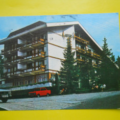 HOPCT 15655 PREDEAL - HOTEL PREDEAL -JUDETUL BRASOV [CIRCULATA] - Carte Postala Transilvania dupa 1918, Printata