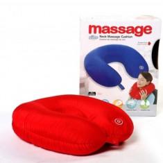 Perna cu masaj pentru gat Neck Massage - Perna masaj