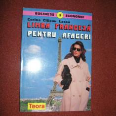 Limba franceza pentru afaceri - Corina Cilianu Lascu - Curs Limba Franceza
