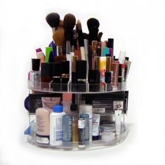 Organizator suport de cosmetice Glam Caddy Rotating Organizer
