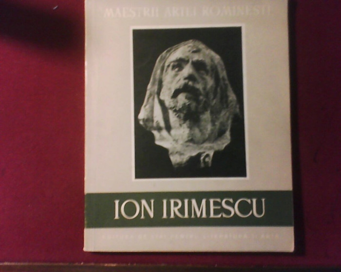 Marin Mihalache Ion Irimescu