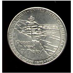 SUA 5 CENTI 2005 P STARE AUNC, America de Nord, An: 2000