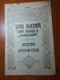 revista tara noastra 13 mai 1907 -redactor octavian goga