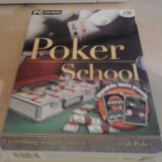 Joc PC - Poker School - BOX SET ( GameLand ), Sporturi, 3+