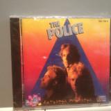 THE POLICE - ZENYATTA MONDATTA  (1980/A & M REC / GERMANY) - CD - NOU/SIGILAT