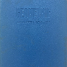 GEOMETRIE MANUAL PENTRU CLASA A VIII-A - Hollinger - Manual scolar didactica si pedagogica, Clasa 8, Didactica si Pedagogica, Matematica
