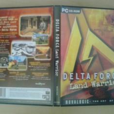 Joc PC - Delta Force - Land warrior ( GameLand ) - Jocuri PC, Shooting, 18+