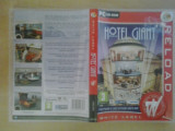 Joc PC - Hotel Giant ( GameLand ), Simulatoare, 3+