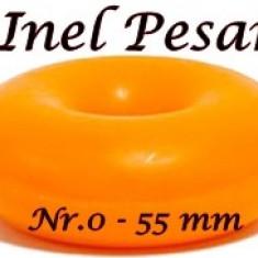 Inel Pesar Nr. 0 - 55 mm - cauciuc - Pesary ring