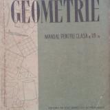 GEOMETRIE MANUAL PENTRU CLASA A VII-A - A. Hollinger - Manual scolar didactica si pedagogica, Clasa 7, Didactica si Pedagogica, Matematica