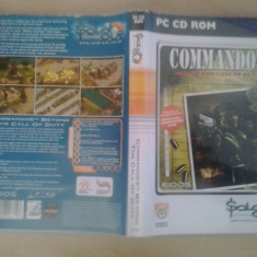 Joc PC - Commandos - Beyond the call of duty (GameLand) - Jocuri PC, Strategie, 12+