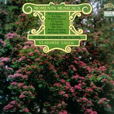 Dvorak Chamber Orch._Vladimir Valek_Antonin Svehla - Moments Musicaux (Vinyl) - Muzica Clasica electrecord, VINIL