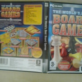 Joc PC - The World's best Board Games ( GameLand ) - Jocuri PC, Toate varstele, Multiplayer