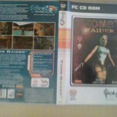 Joc PC - Tomb raider ( GameLand ) - Jocuri PC, Role playing, 16+, Single player