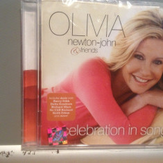OLIVIA NEWTON-JOHN - A CELEBRATION IN SONG (2008/EMI REC /UK) - CD NOU/SIGILAT - Muzica Rock emi records