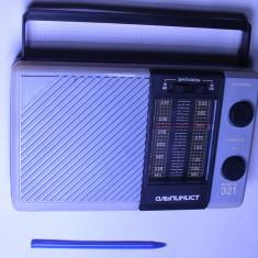 Radio vechi si rar de colectie alpinist 321 anii 80 functional stare foarte buna - Aparat radio