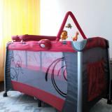 Patut krausman - Patut pliant bebelusi, Multicolor