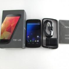 TELEFON NEXUS 4 - Telefon Mobil Nexus 4 LG, Negru, 16GB, Neblocat
