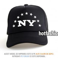 SAPCA, SEPCI TRUCKER, cu plasa, snapback - NEW YORK 3 - exclusiv ! - Sapca Barbati, Marime: Marime universala, Culoare: Din imagine