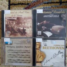 Giants Of Music Classics - 4 cd-uri - Muzica Clasica roton