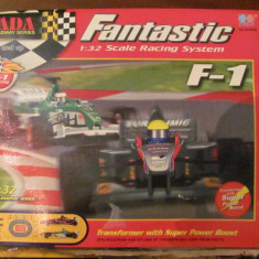 PVM - Joc JIADA electric Formula 1 lipsa o masina scara 1:32 varsta peste 8 ani