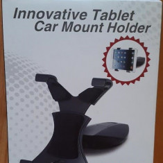 Suport tableta auto cu ventuza - Suport auto tableta