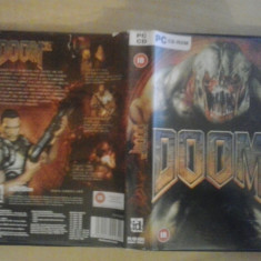 Joc PC - Doom 3 - BOX SET (GameLand) - Jocuri PC, Shooting, 18+