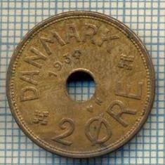 6206 MONEDA - DANEMARCA (DANMARK) - 2 ORE - ANUL 1934 -starea care se vede