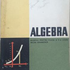 ALGEBRA MANUAL PENTRU CLASA A X-A- D. Bota, I. Stoian