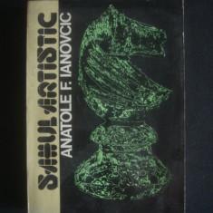 ANATOLE F. IANOVCIC - SAHUL ARTISTIC