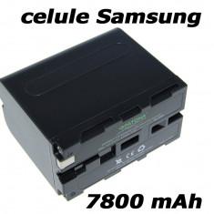 PATONA Premium | Acumulator pt Sony NP F970 NPF970 NP F960 NPF960 7800mAh - Baterie Camera Video