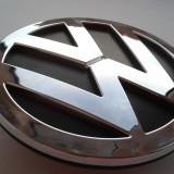Emblema / sigla spate Volkswagen CRAFTER 120 mm - Embleme auto