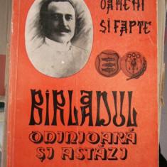RWX 44 - BIRLADUL ODINIOARA SI ASTAZI OAMENI SI FAPTE - ROMULUS BOTEANU - BIRLAD - Carte Monografie