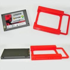 Adaptor montare HDD / SSD de 2.5 inch in loc de 3.5 inch suport hard disk PC - Adaptor interfata PC