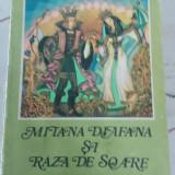 Mitana diafana si raza de soare - Elena Zafira Zanfir/ ilustratii Wanda Mihuleac - Carte de povesti