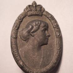 Insigna Regalista Regina Maria, Romania 1900 - 1950