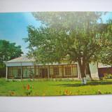 Carte postala / Mircesti, Casa lui Vasile Alecsandri (anii 80), Necirculata, Fotografie, Romania de la 1950