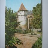 Carte postala / Sibiu, Turnul dulgherilor (anii 80), Necirculata, Fotografie, Romania de la 1950
