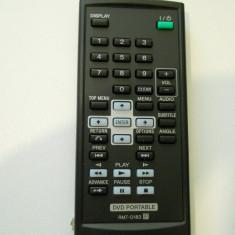 Telecomanda DVD Portabil Sony RMT-D183